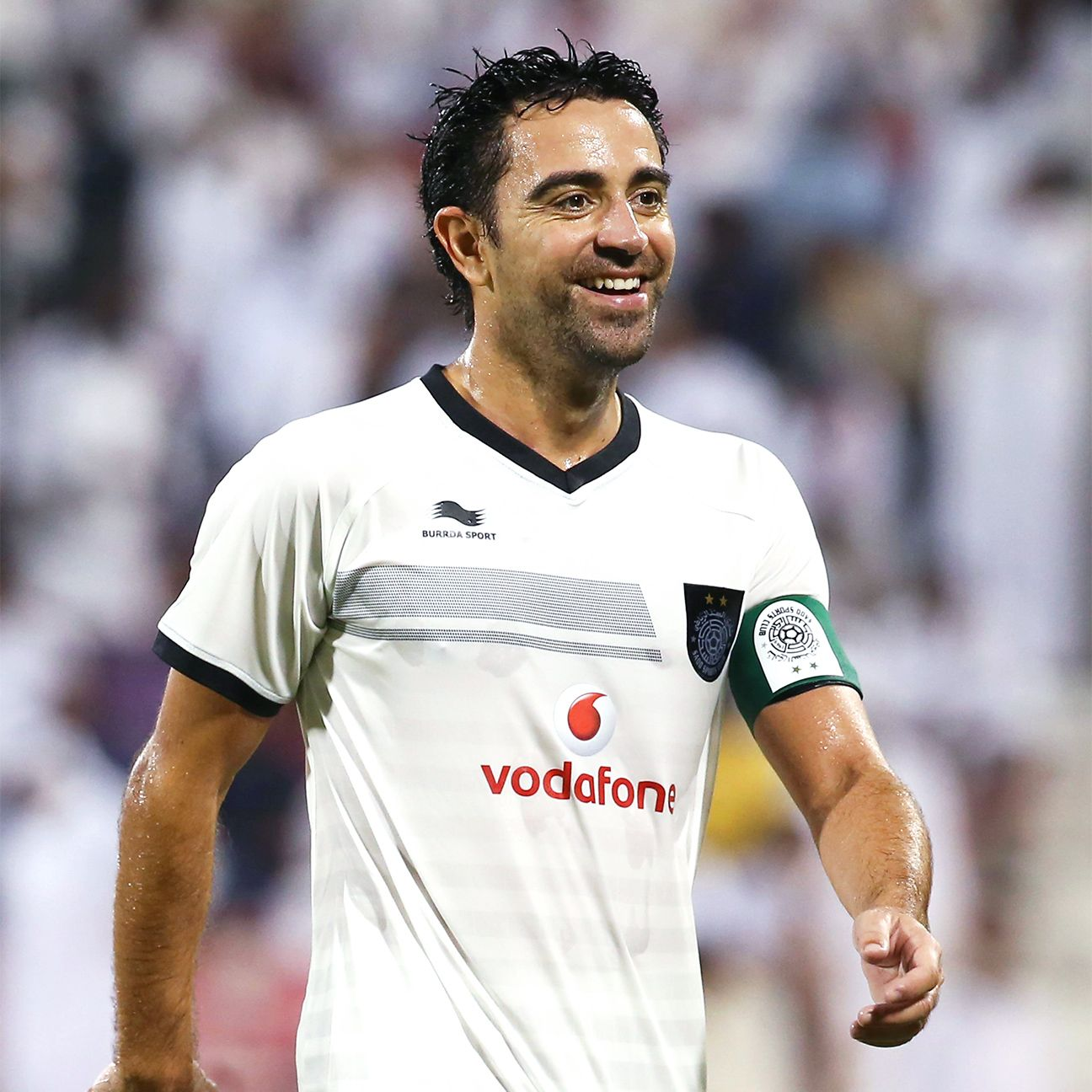 Xavi has hit the ground running in Qatar with Al Sadd.