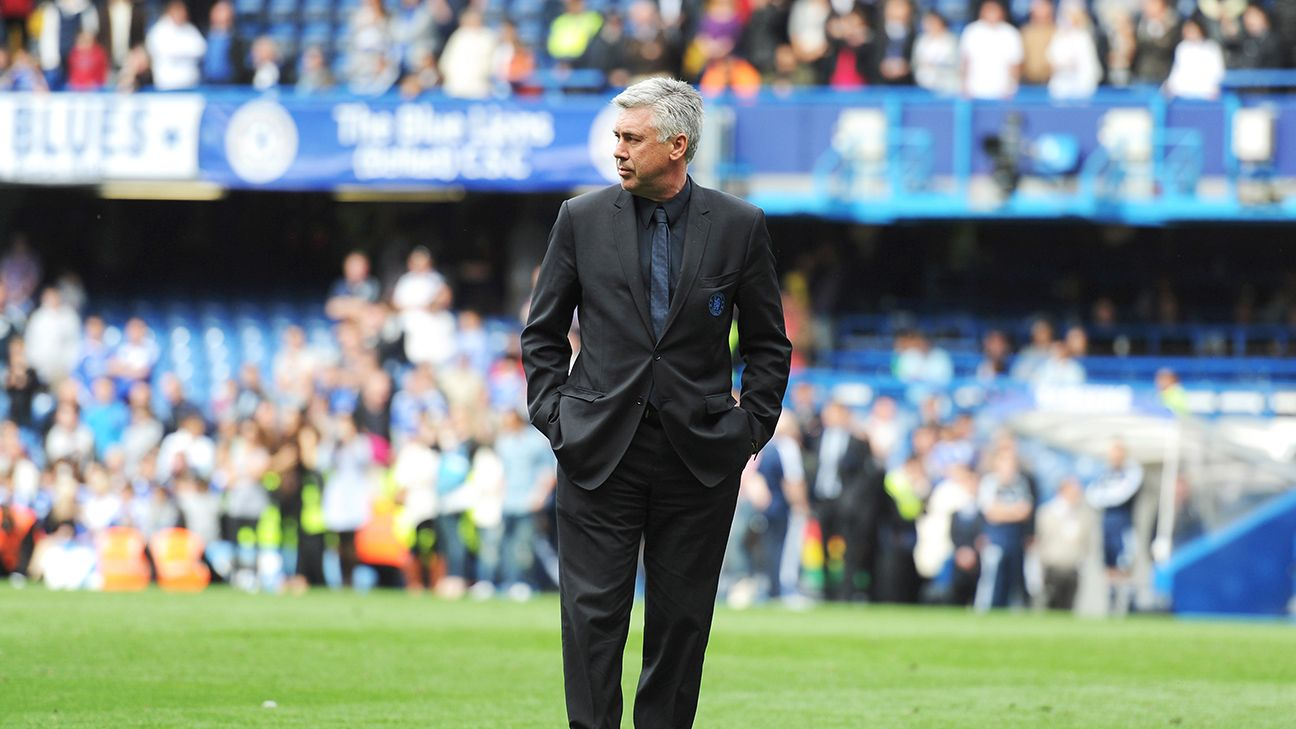 Carlo Ancelotti's 2009-10 Chelsea won both the FA Cup and the Premier League.
