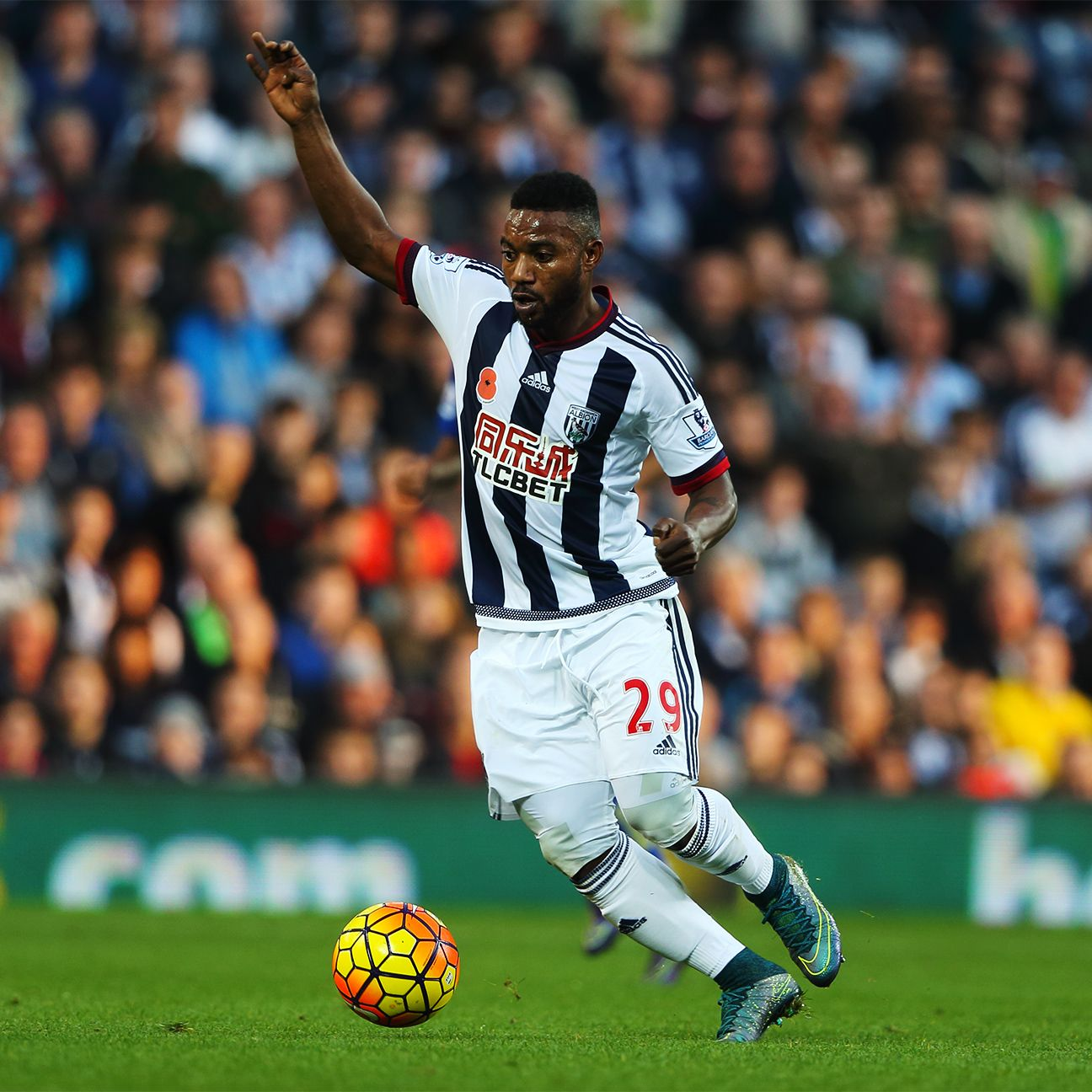 Stephane Sessegnon and West Brom once again struggled in front of the home fans at The Hawthorns on Saturday.