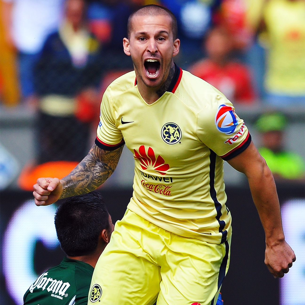 Dario Benedetto struck late to give Club America all three points in Toluca.