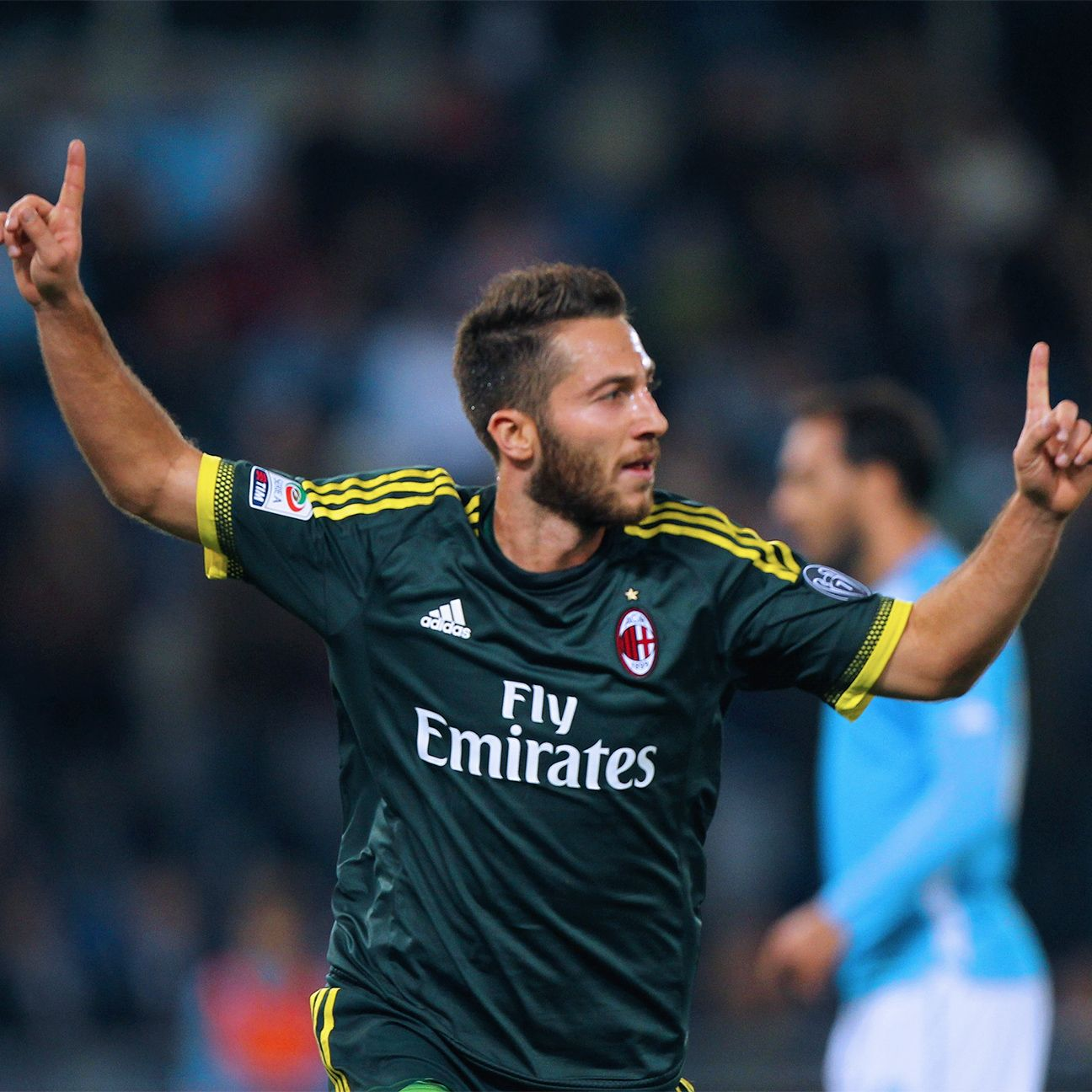 Andrea Bertolacci's first half goal helped Milan get off to a solid start at Lazio.