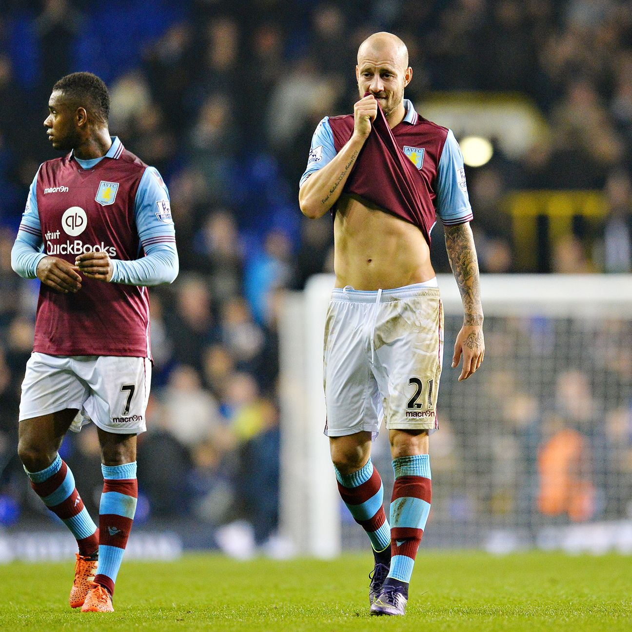 After Monday's loss to Tottenham, Aston Villa have just four points through 11 matches.