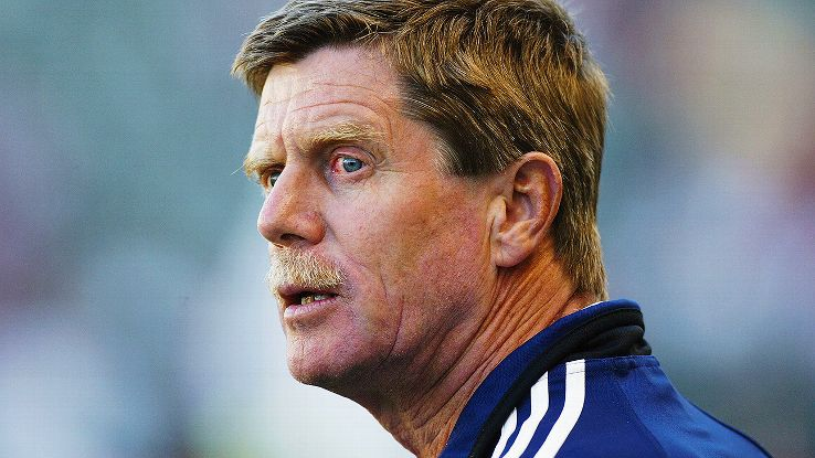 Former coach Hans Westerhof played a key role in helping Pachuca improve their youth team setup.