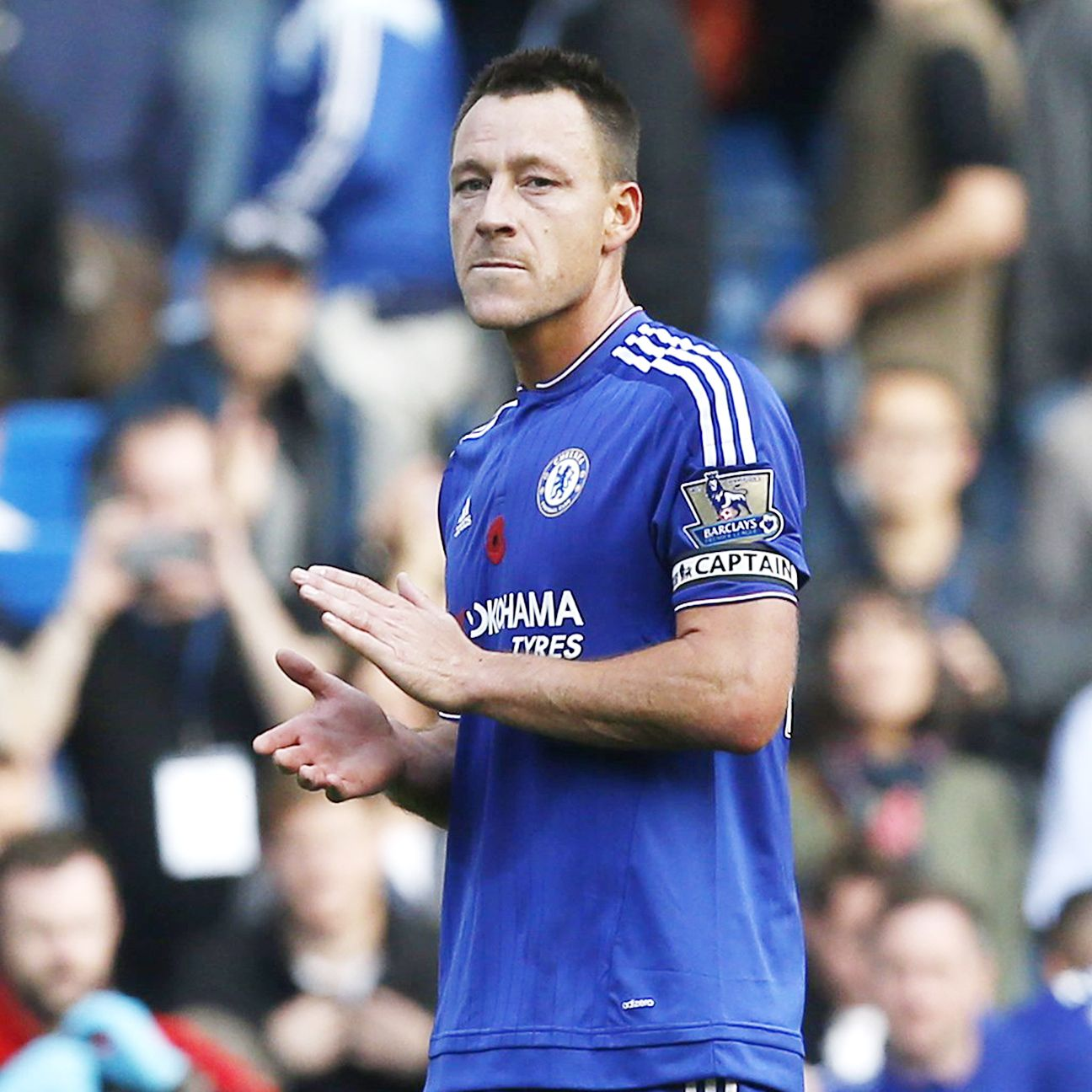 The 2015-16 Premier League campaign has been a nightmare thus far for John Terry and Chelsea.