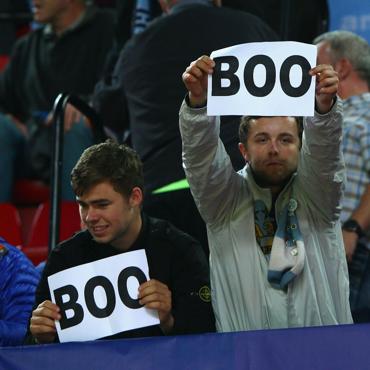 Man City's lack of European history has caused fans to be slow to embrace the Champions League