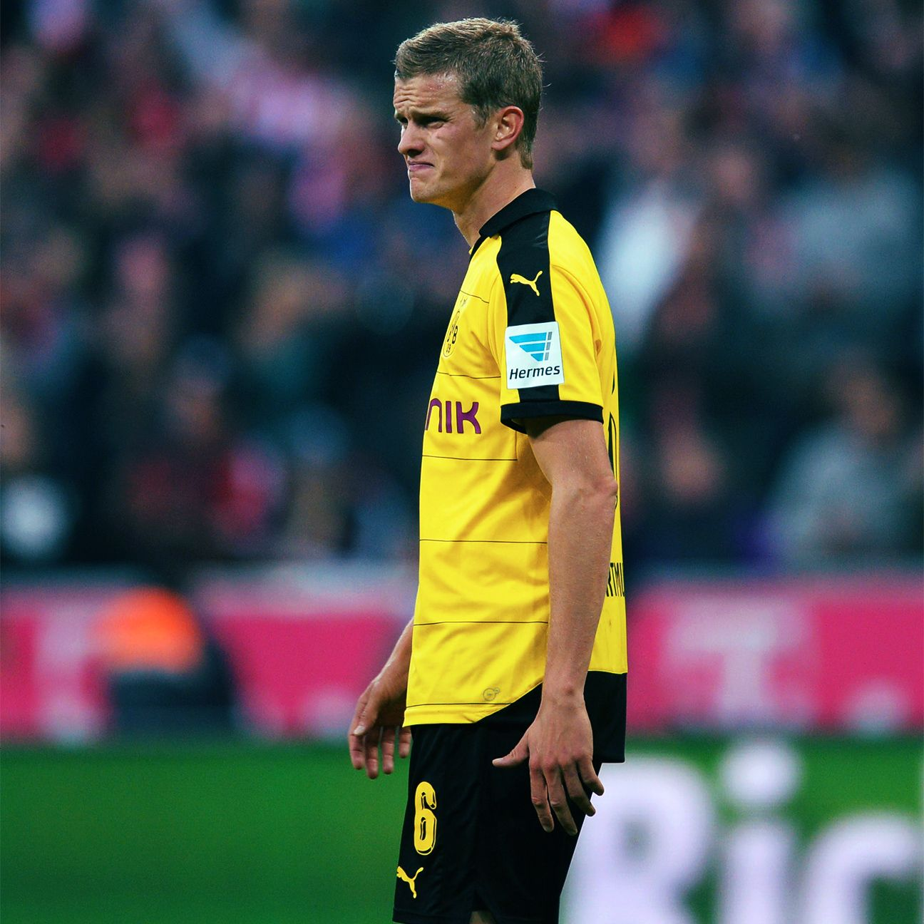 Little-used midfielder Sven Bender should expect significant minutes against Qabala.