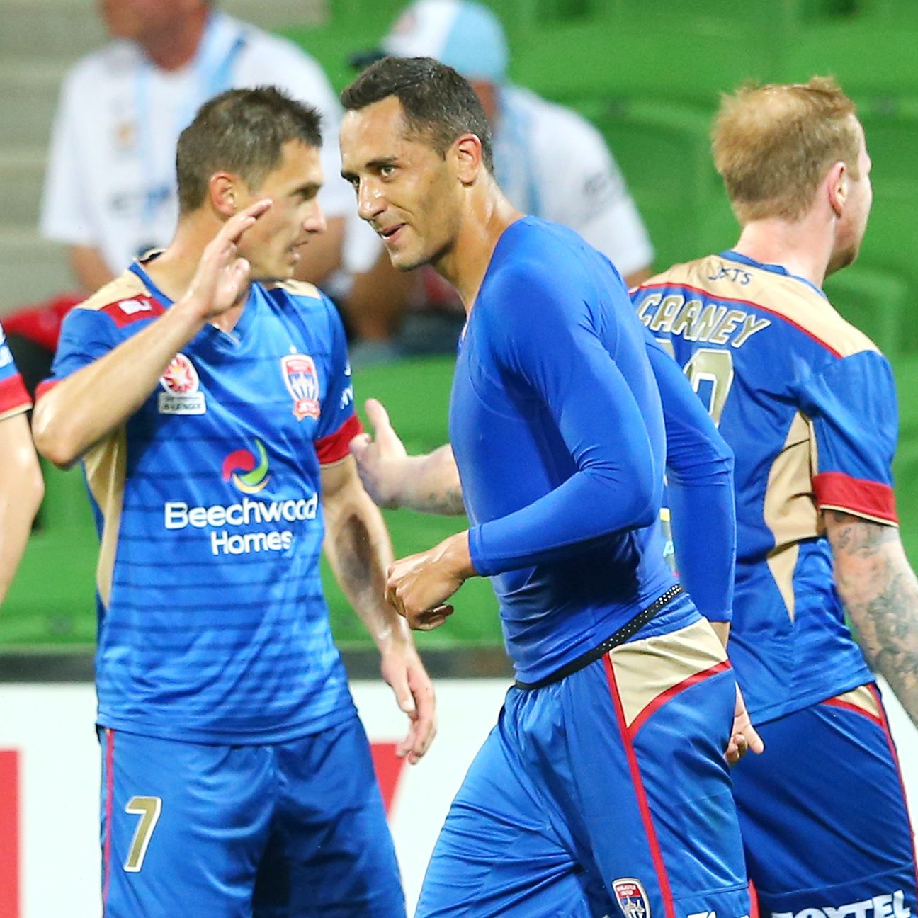 Newcastle Jets are off to a scorching start, with Western Sydney Wanderers next on the docket.