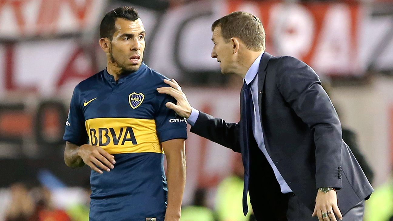 Tevez's arrival to La Bombonera was just the push Rodolfo