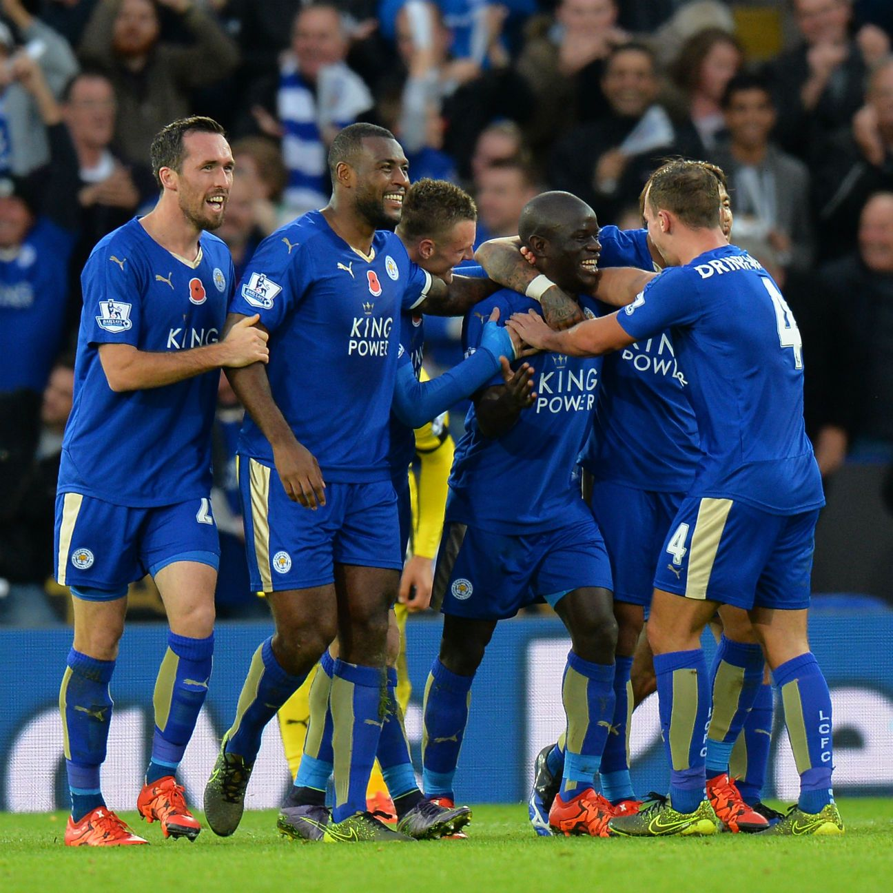 Leicester City's five-match unbeaten streak will be put to the test on Saturday at St James' Park.