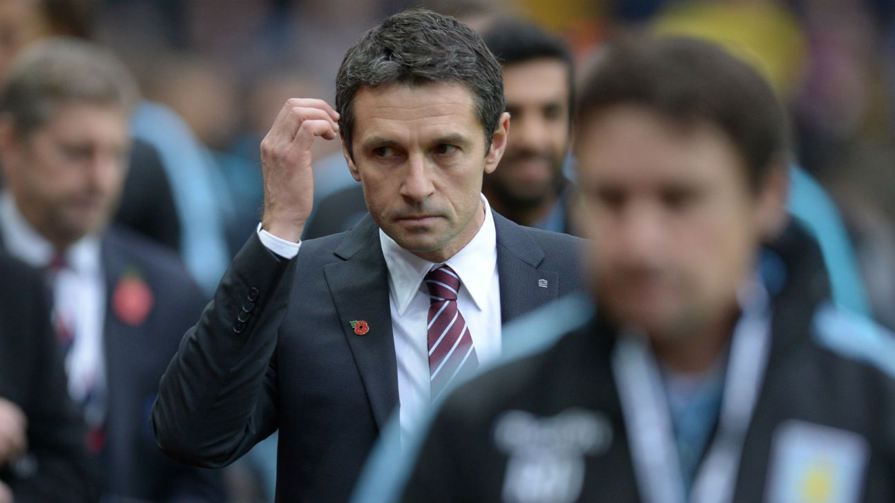 Remi Garde is still searching for his first win as Aston Villa manager.