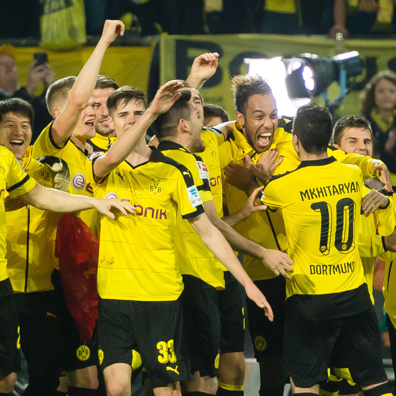 Borussia Dortmund will be looking to complete their Europa League group stage campaign in style vs. PAOK.