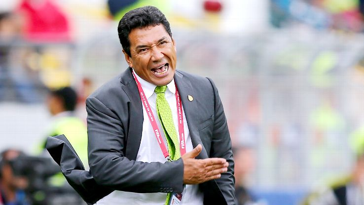 Mario Arteaga guided Mexico to a spirited fourth-place finish at the Under-17 World Cup.