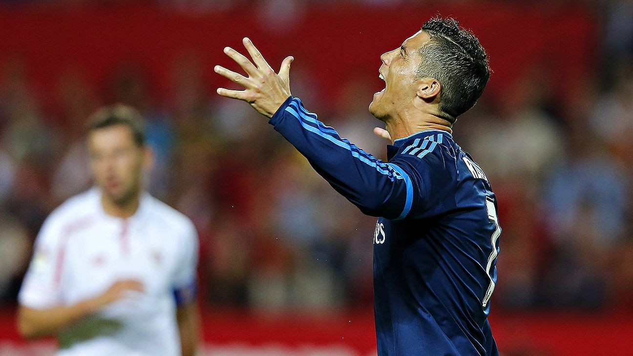 Cristiano Ronaldo and Real Madrid will be hoping for more highs than lows in the second half of La Liga.