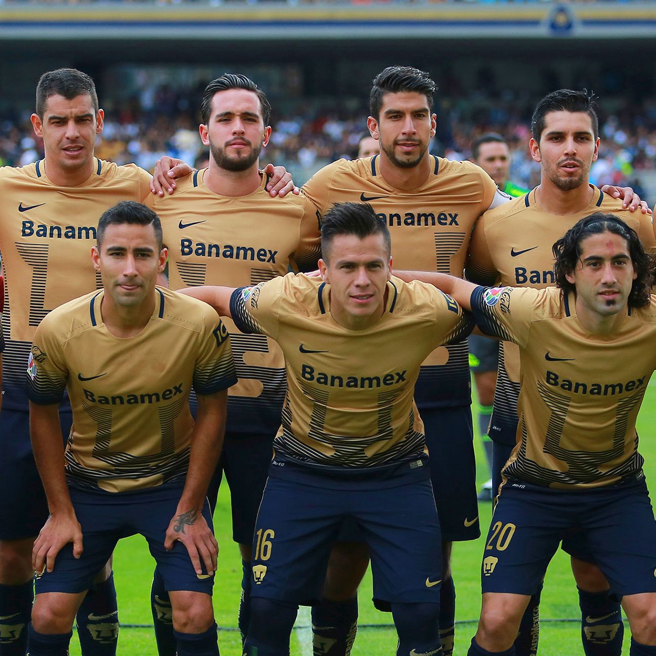Runners-up in the Apertura, Pumas will be aiming for a return to the Liga MX final in the 2016 Clausura.