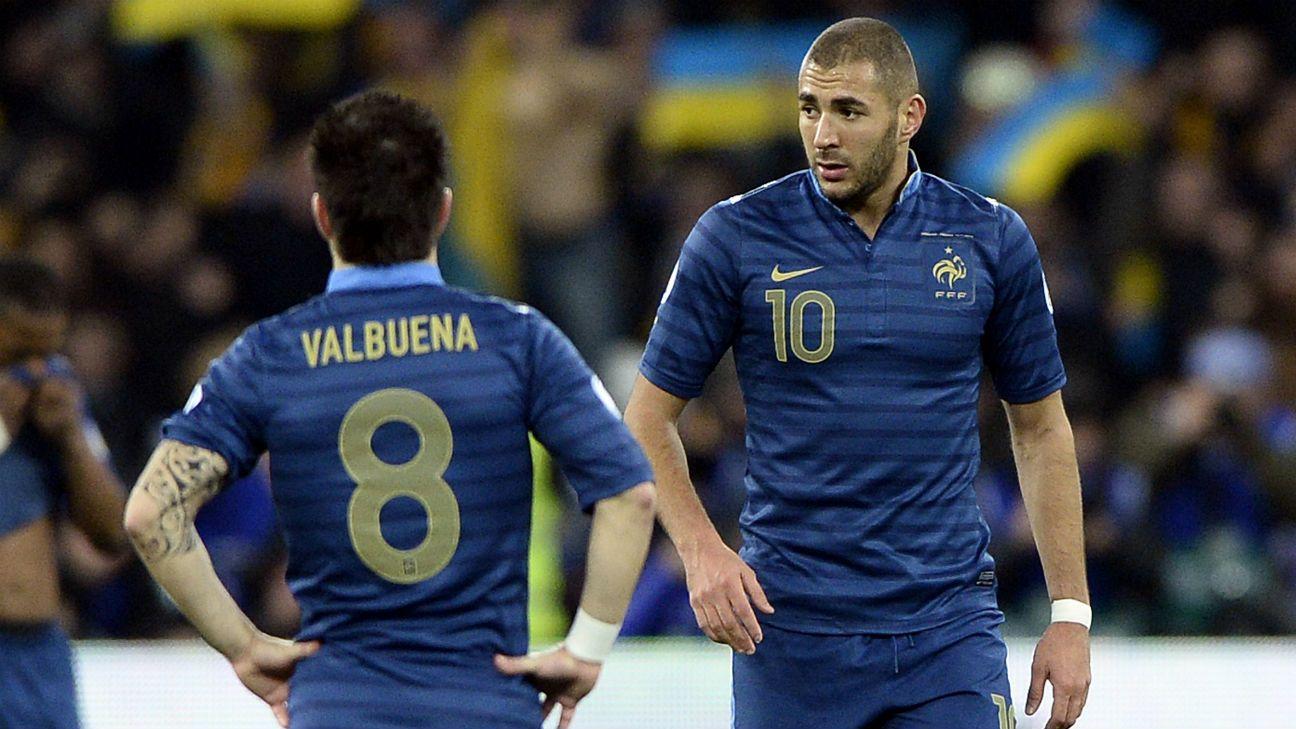 Mathieu Valbuena lawyer No animosity toward Karim Benzema ESPN FC