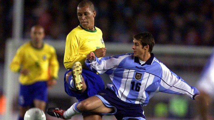 Argentina vs. Brazil, 2001