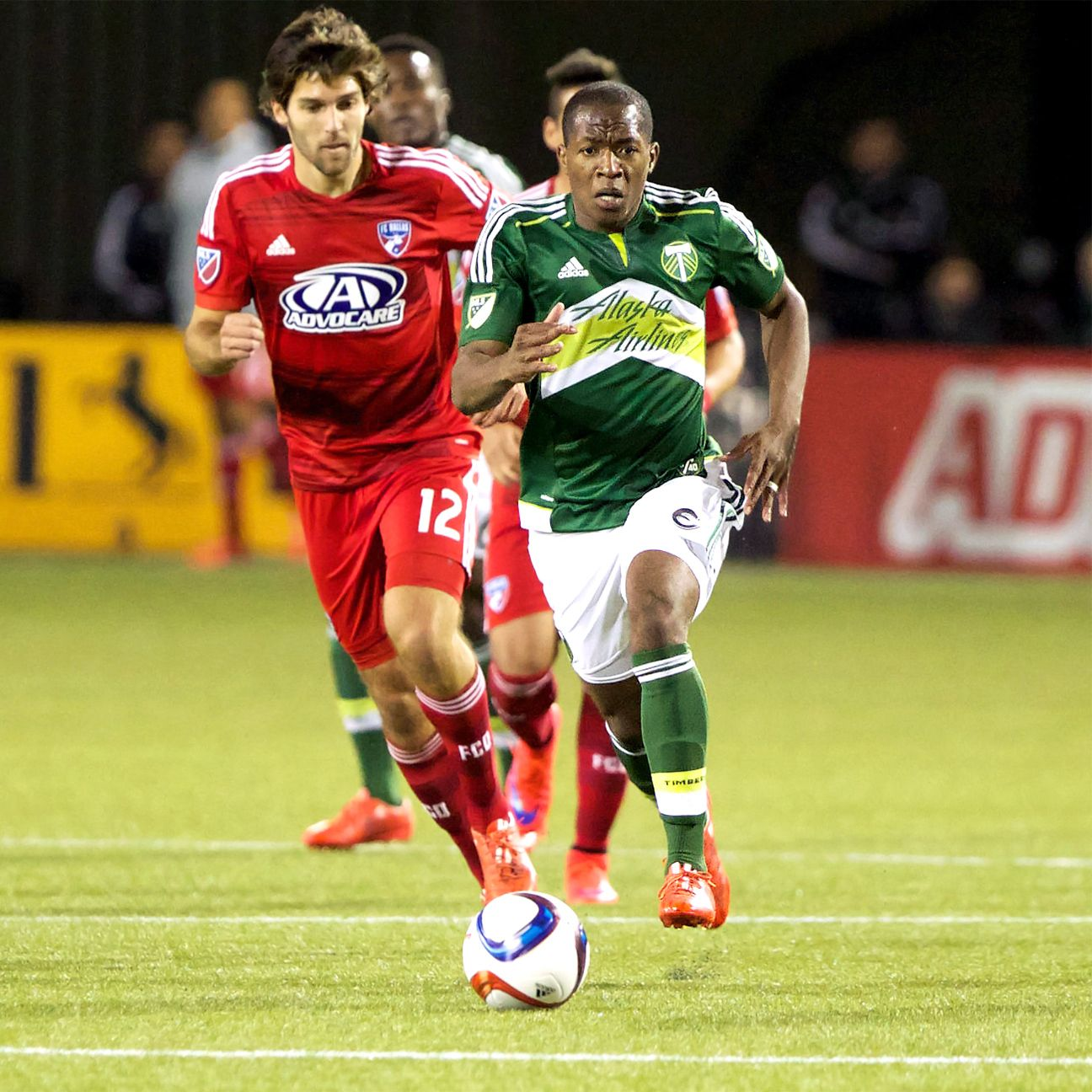 Darlington Nagbe and the Portland Timbers will need to be at their best to overcome a tough FC Dallas team.