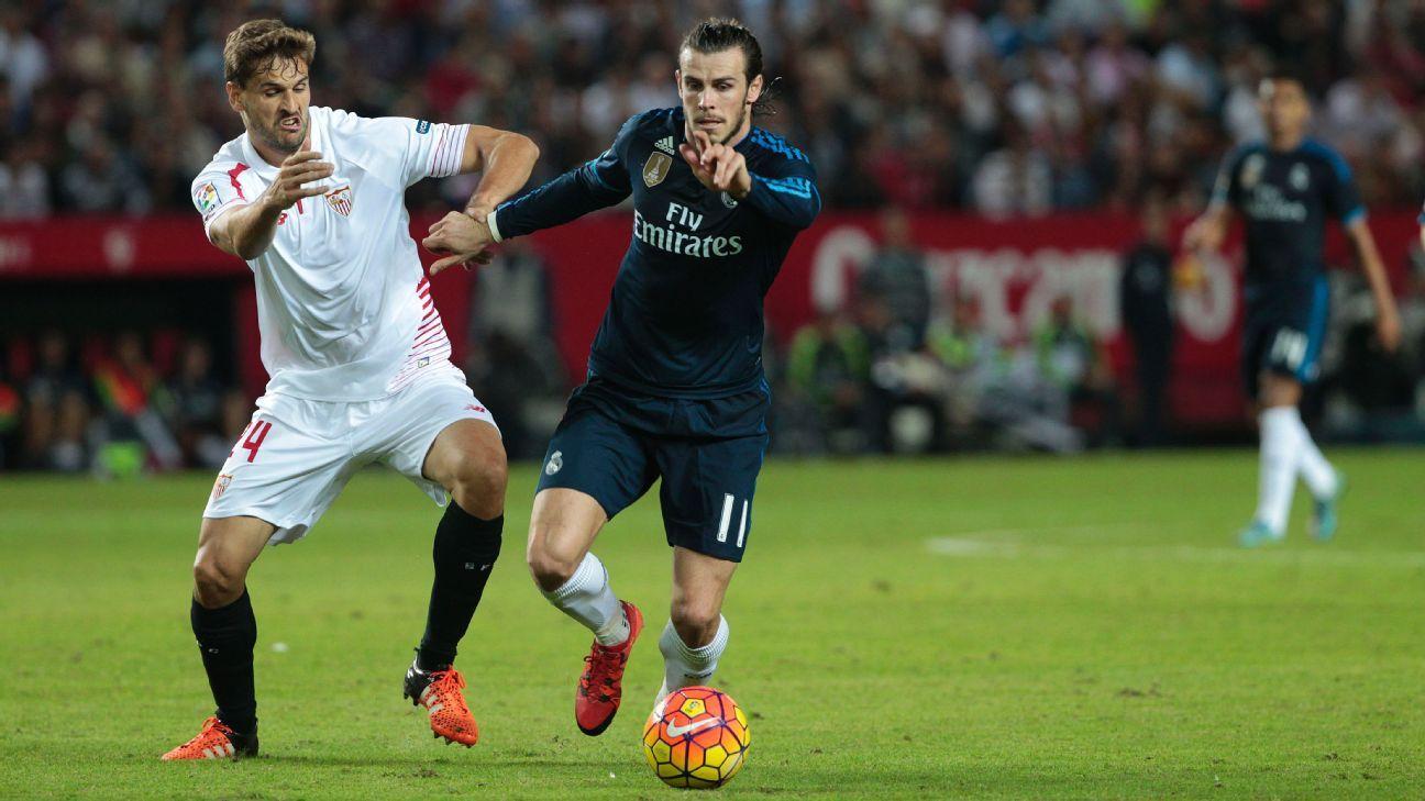 Gareth Bale vs. Sevilla 151112