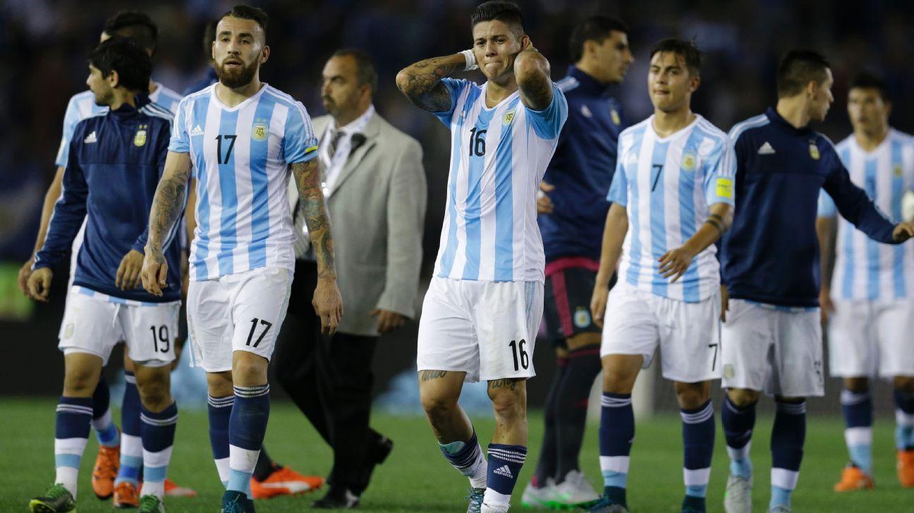 Argentina vs. Brazil 151114