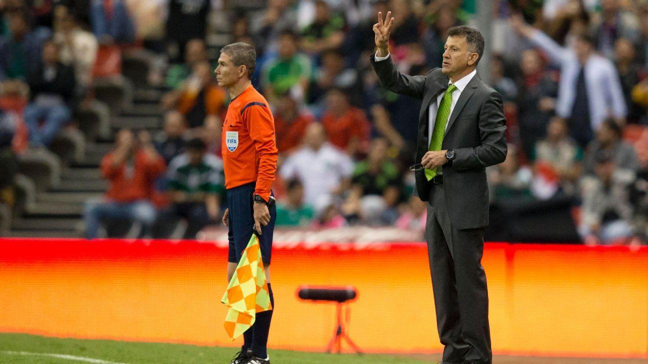 Juan Carlos Osorio 151114