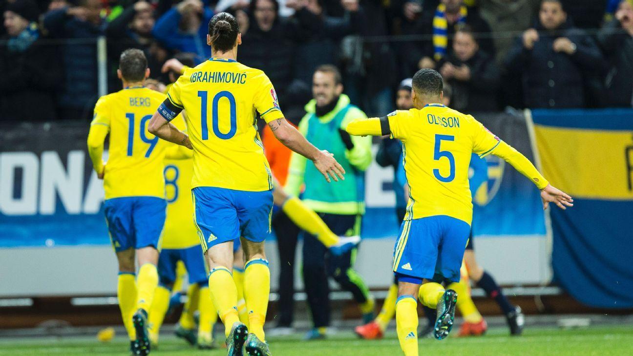 Sweden celeb vs Denmark