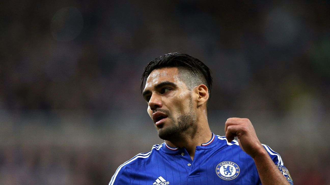 Falcao woe at Chelsea 151116
