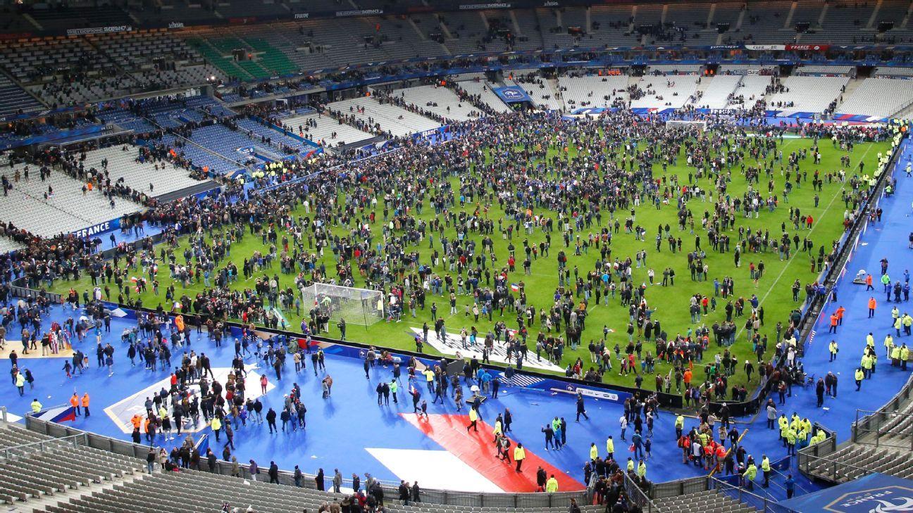 Stade de France 151116
