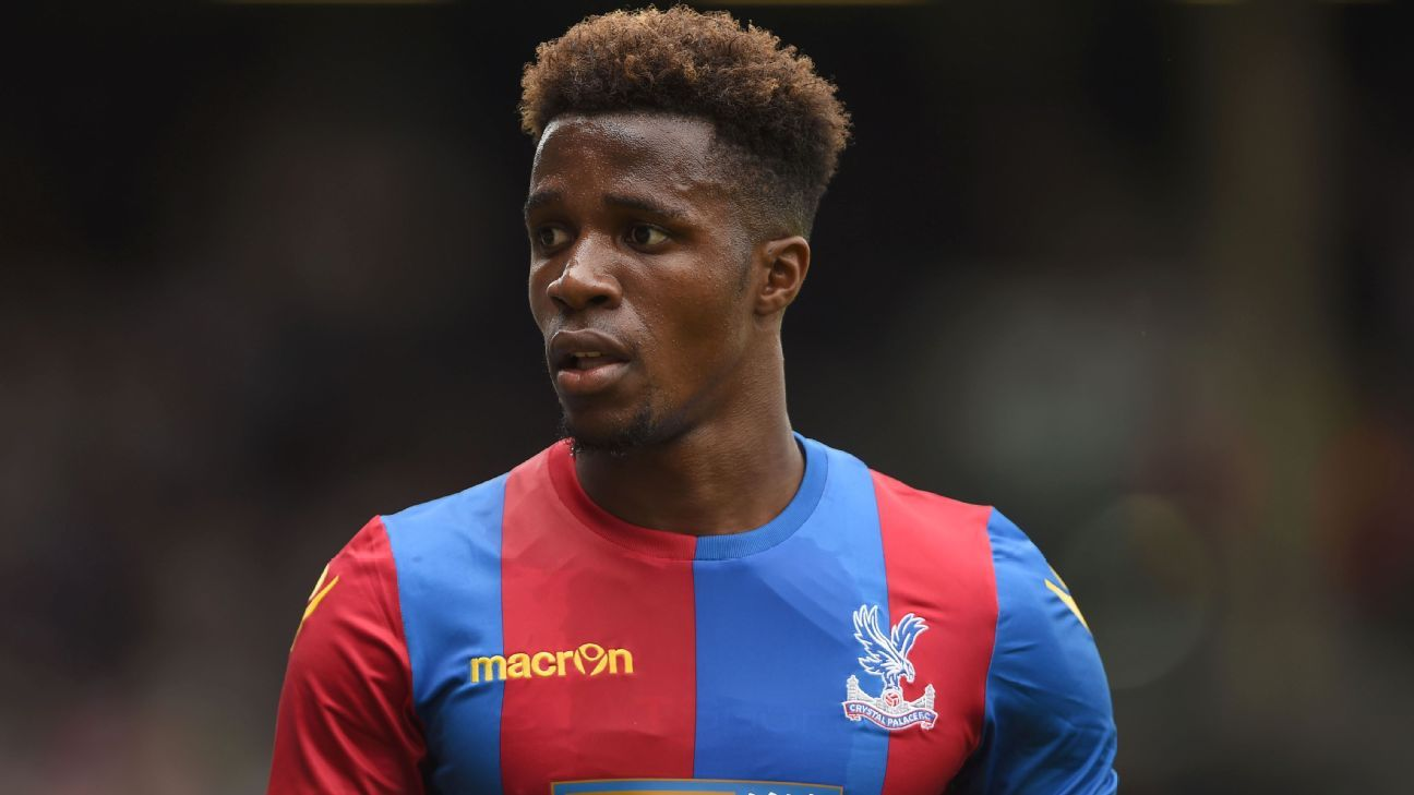Roy Hodgson's England won't be able to ignore Wilfried Zaha for much ...