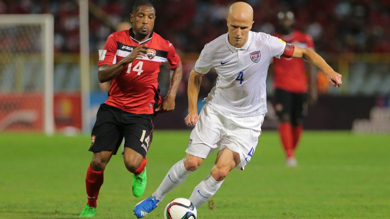 Michael Bradley US vs Trinidad and Tobago