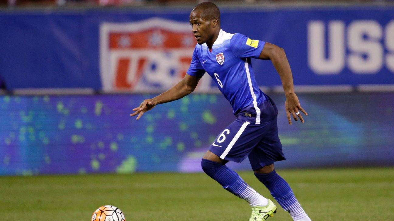 Will Darlington Nagbe make his mark in midfield at Copa America?