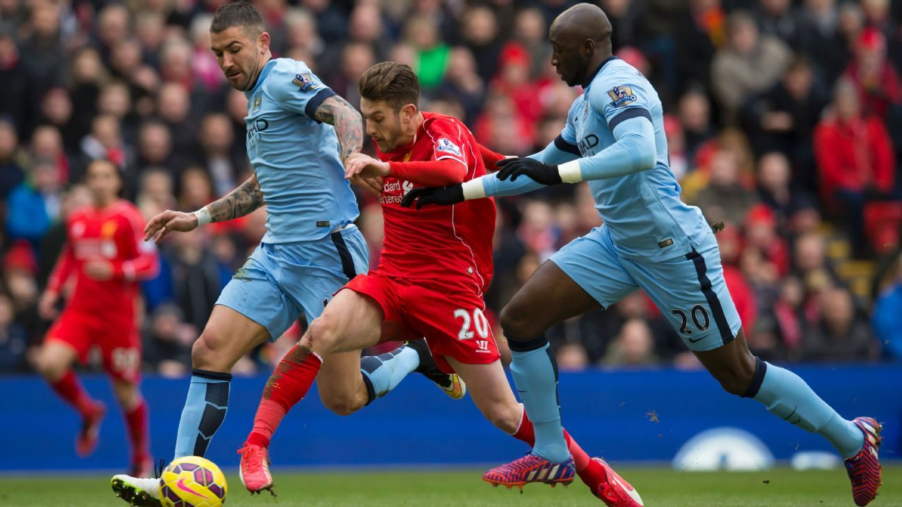 Manchester City can expect another stout challenge from Liverpool when the two sides meet on Saturday.