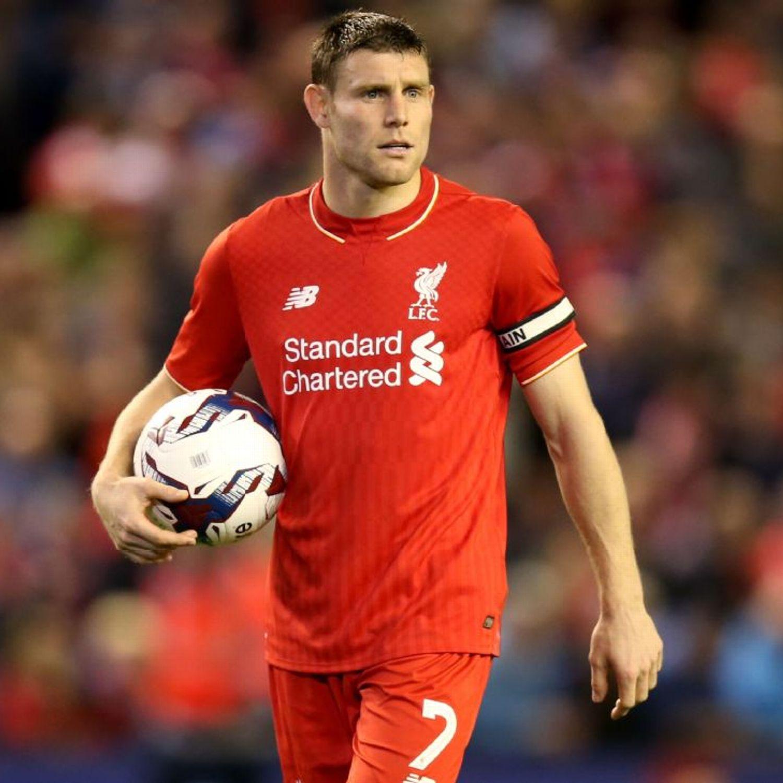 Liverpool V Barcelona Live Matchday Blog: Milner Suited To Liverpool Wing Despite Central Preference