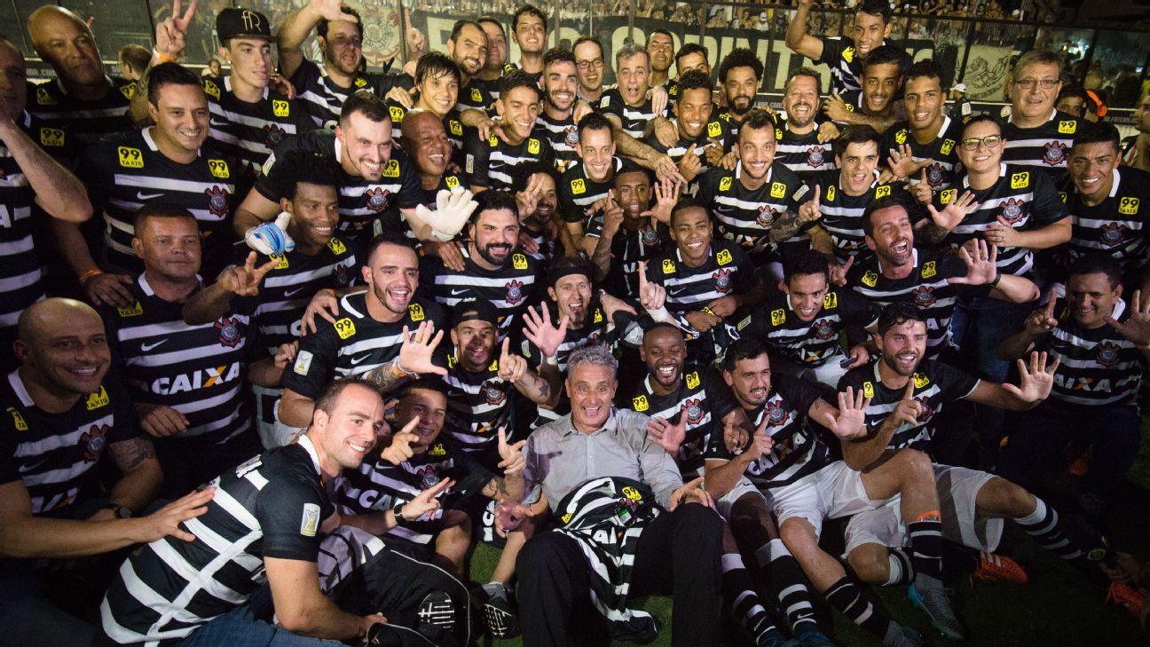 Corinthians title win