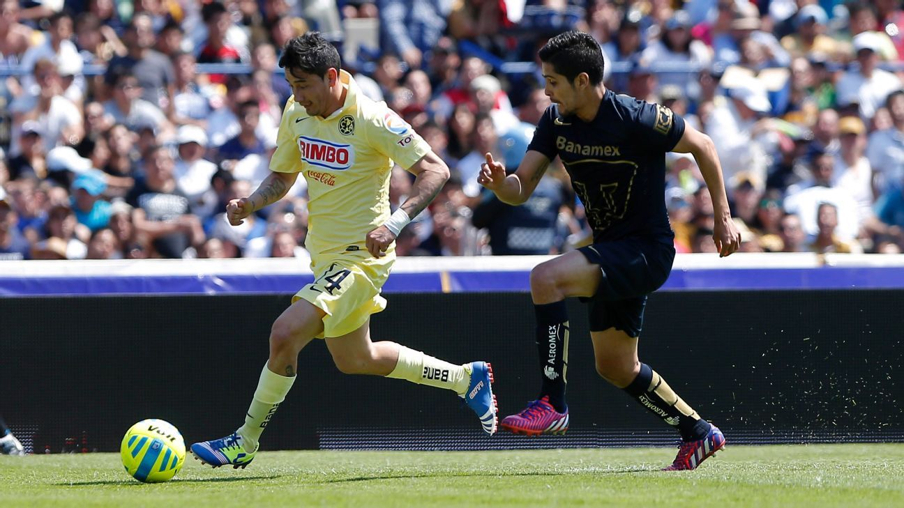 It would not be a surprise if Rubens Sambueza and Club America were to face Saturday's opponent, Pumas, in the <i>Liguilla</i>.