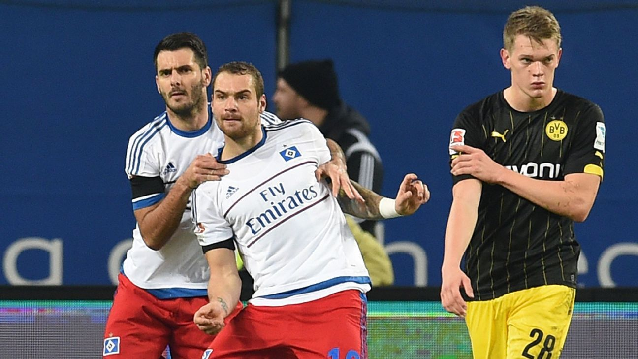 Hamburg Celeb vs Dortmund