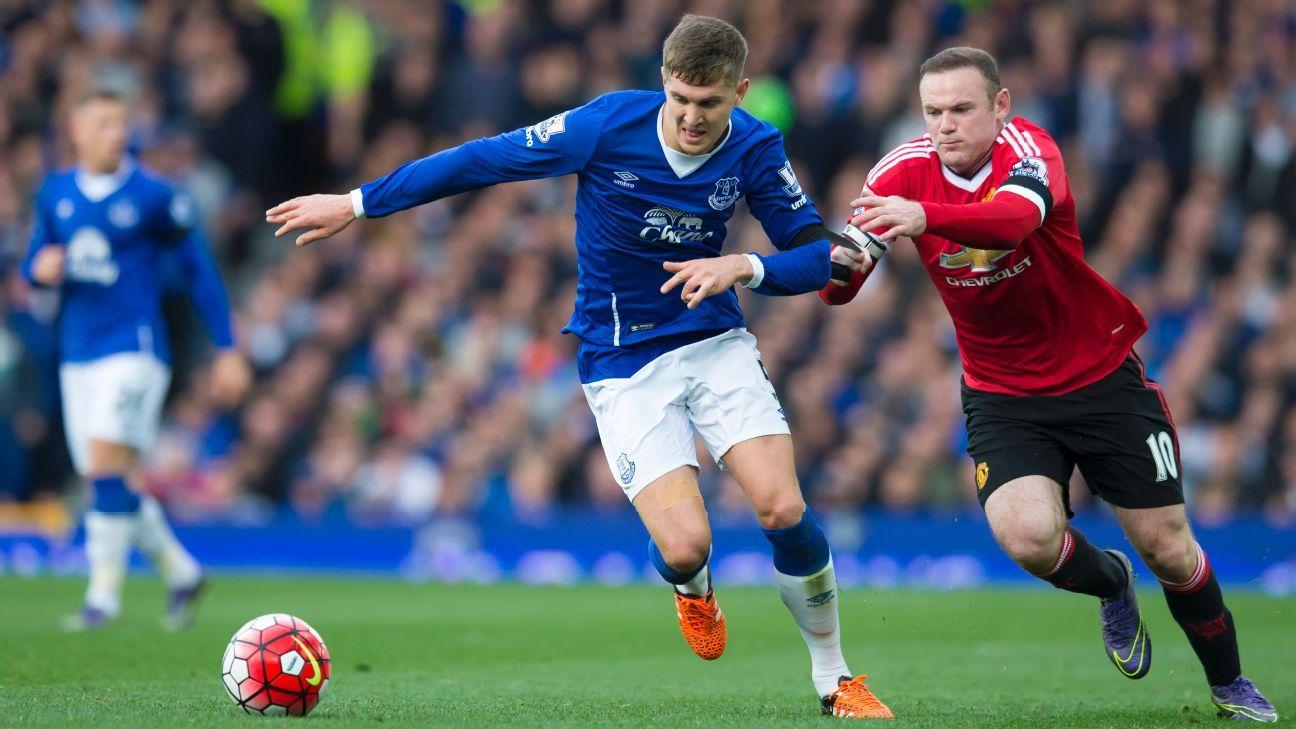 Man City make Everton final offer of £40 million for John Stones