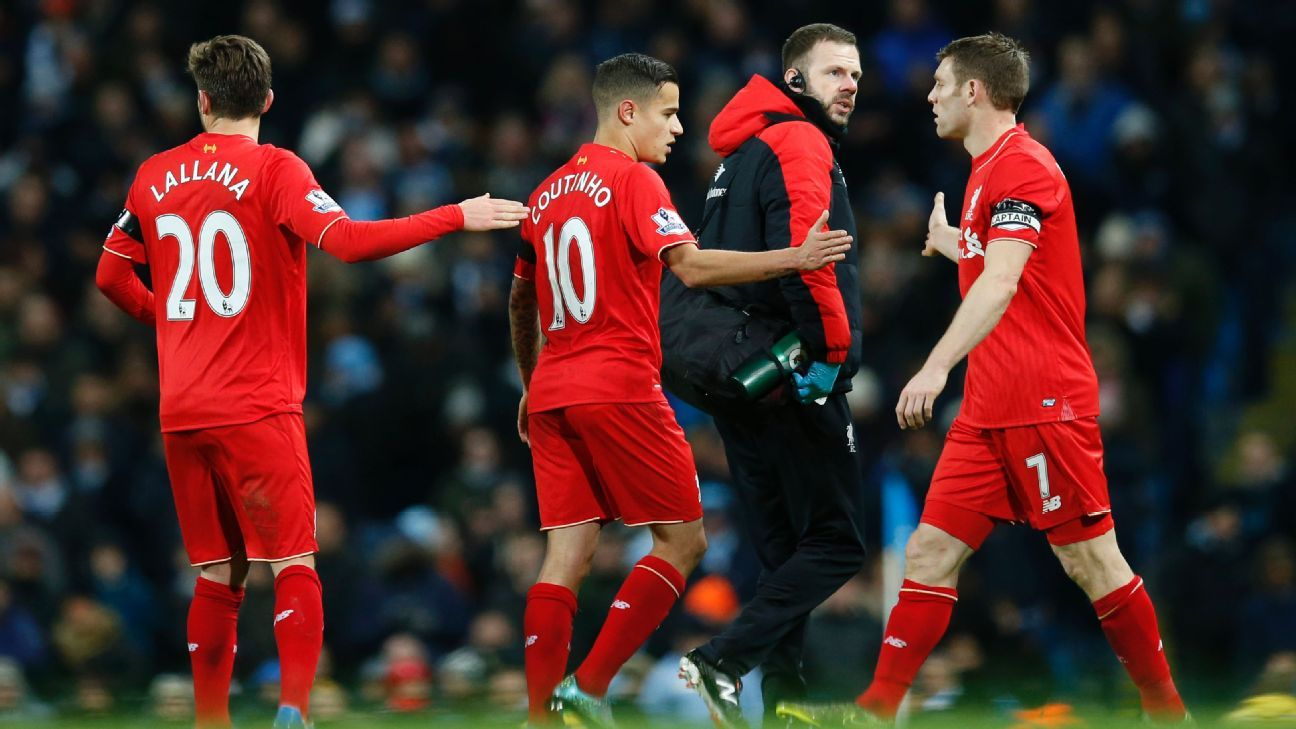 Liverpool imposed themselves on Manchester City from the start, and rode a scintillating first half to a decisive 4-1 victory at the Etihad.