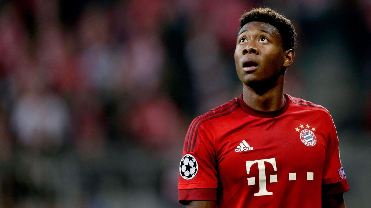 David Alaba to be reunited with Pep Guardiola at Manchester City