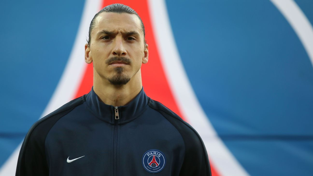 Zlatan Ibrahimovic, who once impersonated a cop when he was a kid at