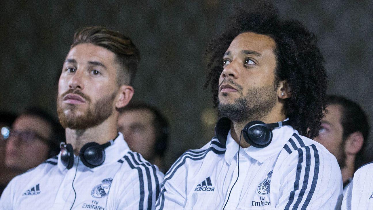 Sergio Ramos, Marcelo
