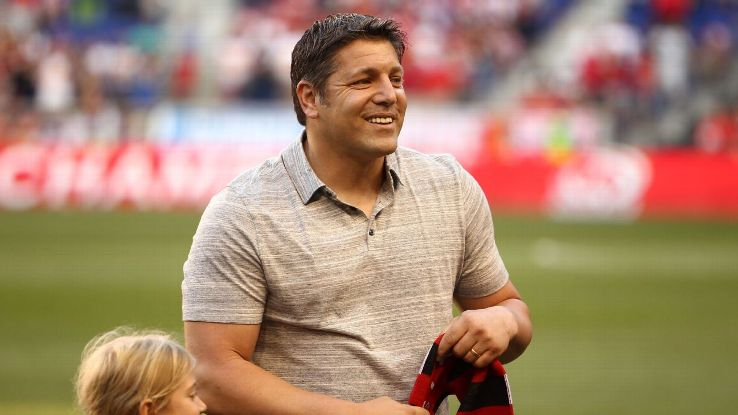 Tony Meola was just hired by the Jacksonville Armada as a coach and technical director.