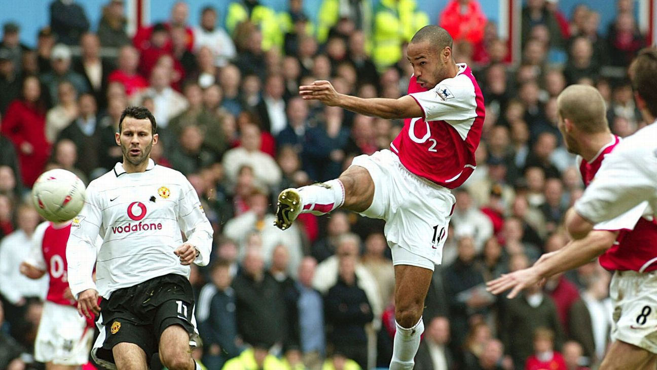 Thierry Henry 2000