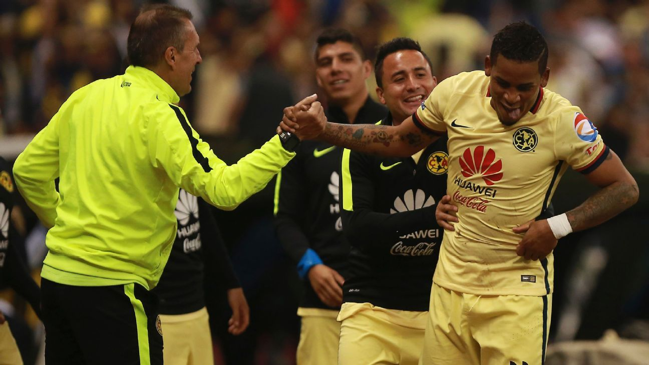 Michael Arroyo and Club America appear to be peaking at the right time.