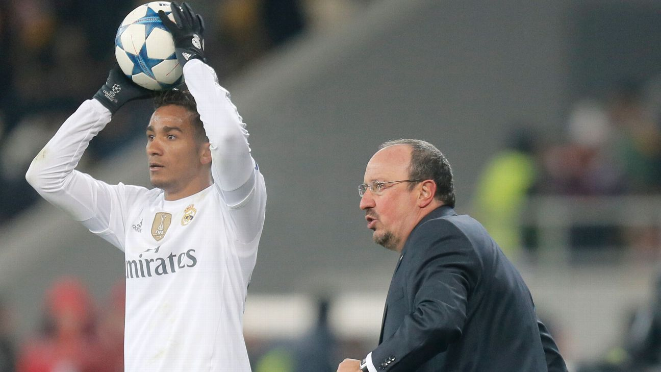 Real Madrid fans will be hoping that Rafa Benitez's men can deliver a complete performance at Eibar.