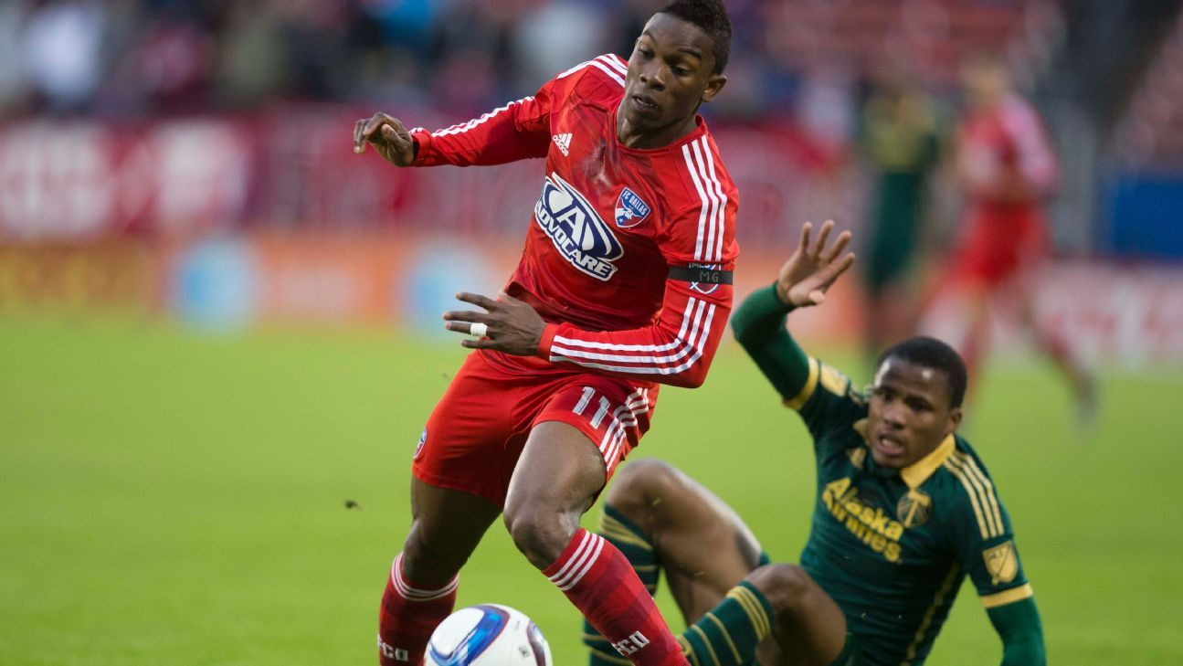 Fabian Castillo FC Dallas