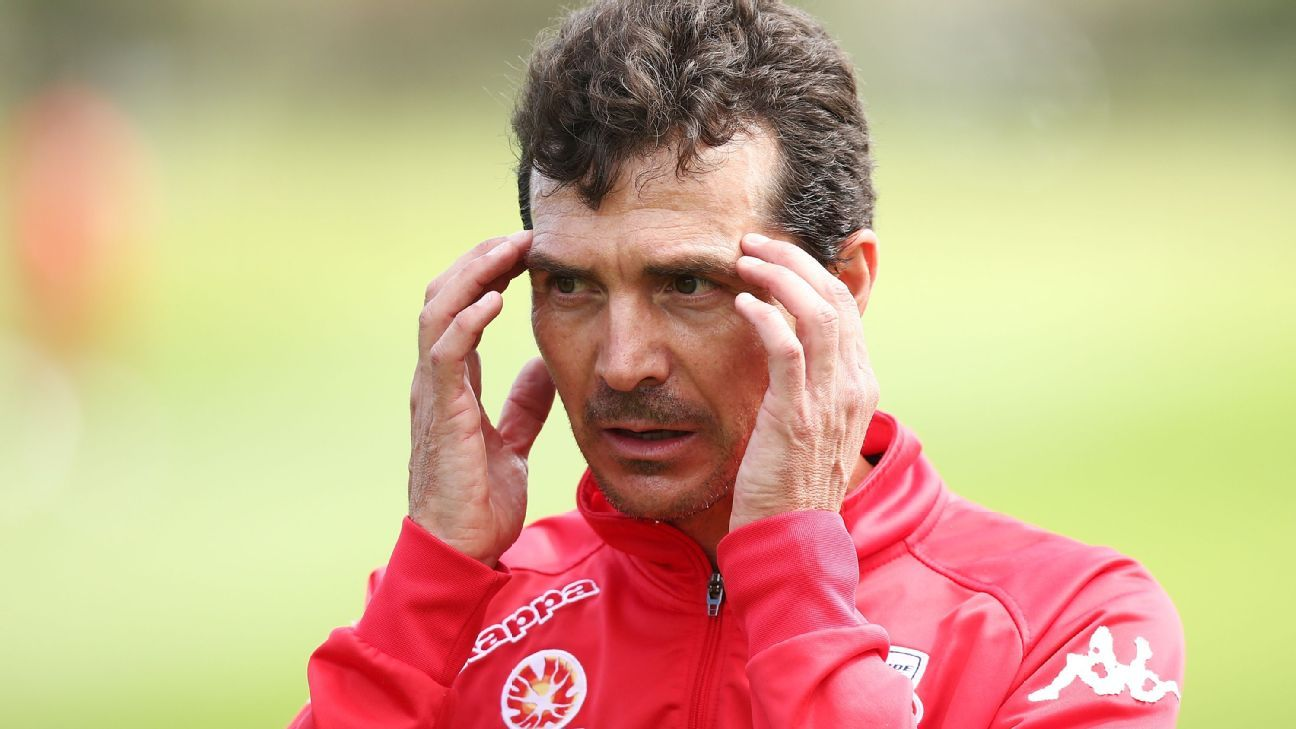 Adelaide boss Guillermo Amor is feeling the heat with his club languishing in last place.