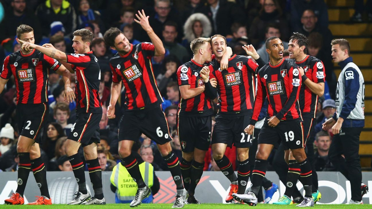 In their first-ever visit to Stamford Bridge, Bournemouth walked out with all three points.