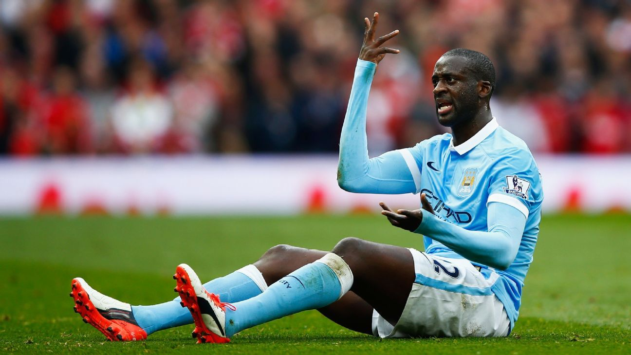 Yaya Toure says losing player of year a shame to Africa ESPN FC