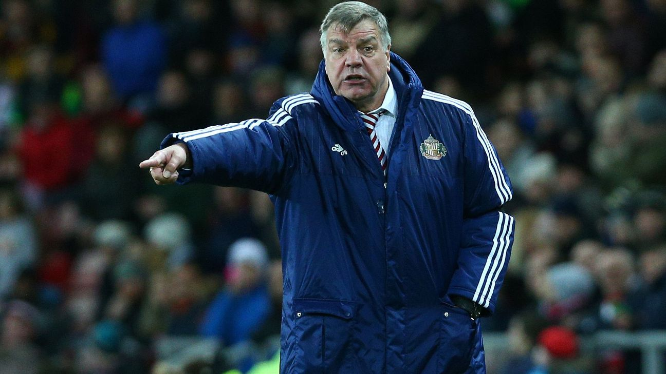With 13 matches remaining in the 2015-16 season, Sunderland are 18 points away from reaching Sam Allardyce's target of 38.