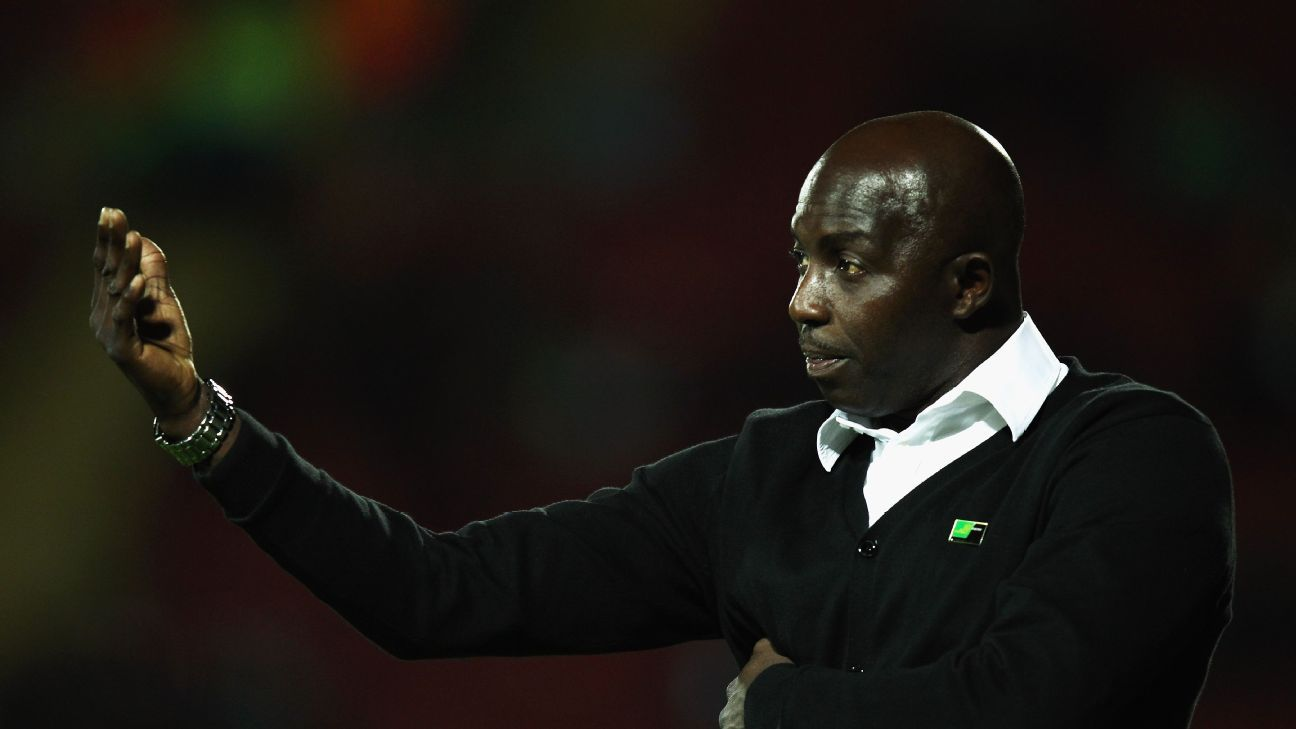 Samson Siasia, who coached Nigeria at the Beijing Olympics in 2008, will get another crack at a medal next summer in Rio.